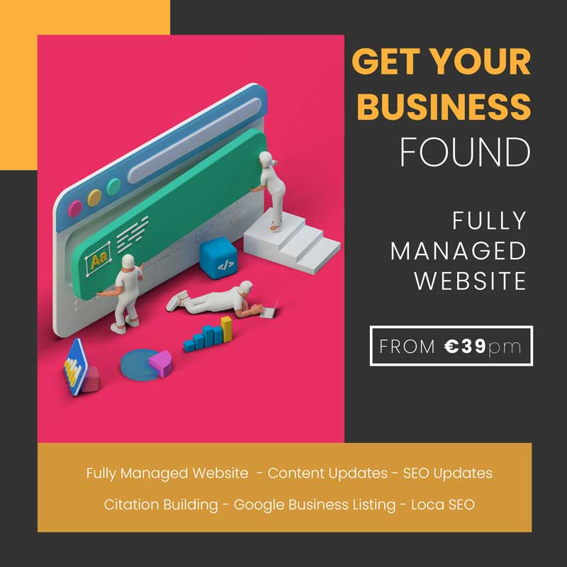 Fully Managed Website Packages
