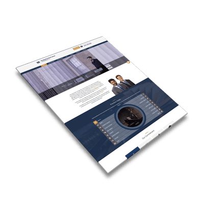 Lawyer Website Design and SEO